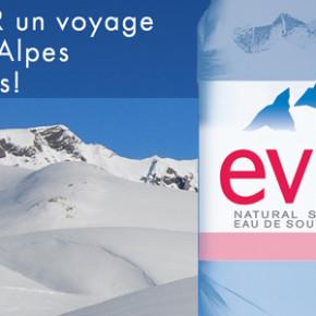 concours evian alpes 570 290x290 - Concours Evian : Gagnez un voyage dans les Alpes!