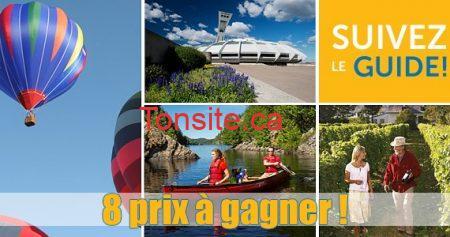 concours guide vacances 570 - Gagnez un des 8 prix de sortie en famille!