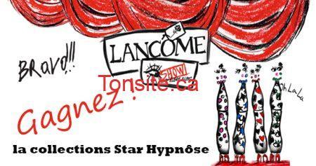 concours lancome star hypnose 570 -  Trois prix Lancôme Hypnôse yeux !