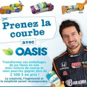 concours oasis 290x290 - Concours Oasis : gagnez plus de 2 500$ en prix!!