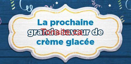 creme glacee wal mart - Wall mart: Gagner un mégaparty de crème glacée et une carte-cadeau d'une valeur de 200$