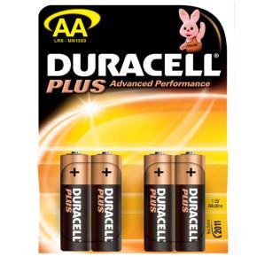 duracell 290x290 - Emballage de 4 piles Duracell (AA-AAA) à 1,63$ au lieu de 4,27$
