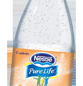 eau petillant nestle 279x290 - Bouteille d'eau pettillante Pure Life de Nestlé gratuite avec le coupon imprimable!