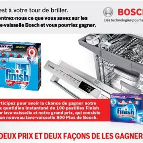 finishbosh 290x290 - Concours Finish : gagnez un lave-vaisselle Bosch!