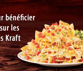 habanero coupon rabais a imprimer 290x250 - Coupon rabais de 1$ sur le fromage Habanero de Kraft !