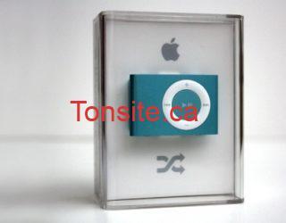 ipod - Gagnez 1 des 12 Apple iPod Shuffle !