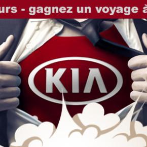 kia concours 290x290 - Concours KIA: Gagnez un voyage en Corée du Sud