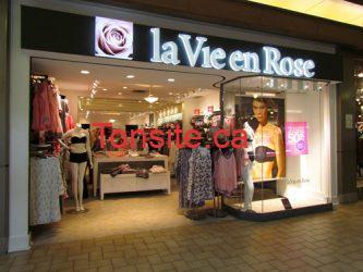 lavieenrose - Gagner la collection complète de la boutique La Vie en Rose!