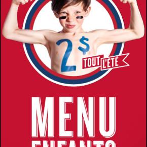 menuenfantsete 290x290 - La Cage au Sports : Menu enfants gratuit dimanche!!