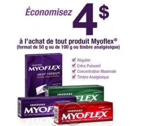 myoflex 290x261 - Myoflex à 0,97$ après le remboursement postal!