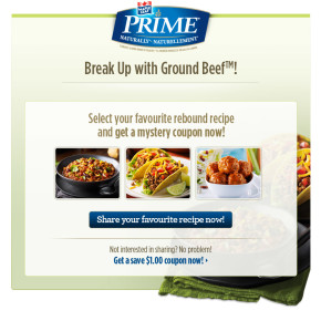 offer liked share 1 290x290 - Coupon mystère sur la viande hachée de Maple Leaf Prime!
