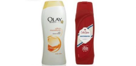 olay oldspice - Gels douche Old Spice et Olay à 0,99$ après coupon!
