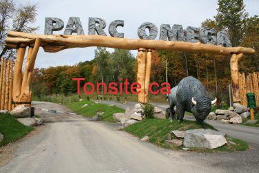 Parc Omega Information