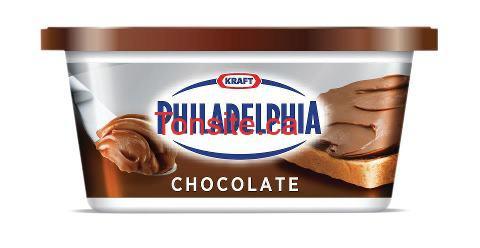 philly - Commentez et obtenez un pot du nouveau fromage à la crème au chocolat de Philadelphia!!!