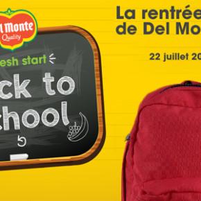 rentree sac a dos 290x290 - Concours Del Monte: Gagnez 1 des 200 sacs à dos bien remplis
