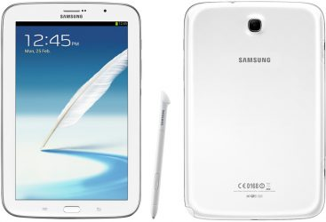 samsaung galaxnote8 0 - Concours Staples : gagnez une tablette Samsung galaxy note 8.0!