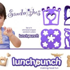 sandwich lunchpunch 290x290 - Concours de lunchpunch: Gagner un ensemble à découper pour sandwichs!