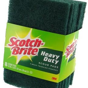 scotchbrite 290x290 - Coupon rabais à imprimer pour les éponges Ultra Srub de Scotch-Brite!