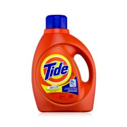 tide gratuit - Détergent à lessive liquide Tide (32 brassées) à 2,49 au lieu de 5,99$