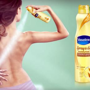 vaseline spray and go 290x290 - Coupon rabais à imprimer de 2$ sur tout produit Vaseline!