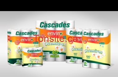 48 dyadecascadesph familyweb - Papier hygiénique Cascades 12 rouleaux doubles à 1,99$ après coupon!