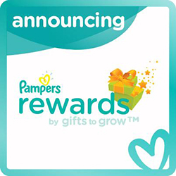 Pampers Rewards Code July2013 - Nouveau code Pampers de 10 points!