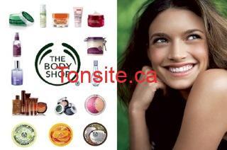 bodyshop1 - les boutiques Body Shop: Coupon rabais de 10$ sur les achats de 20$ et plus!