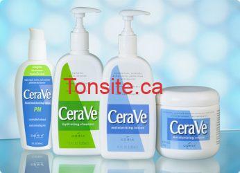 cerave lotion reviews - Coupon rabais à imprimer de 2$ sur un nettoyant ou un hydratant de Cerave !