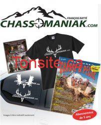 chassomaniak - Concours Chassomaniak: Gagner un abonnement de 5 ans au magazine Aventure chasse & pêche!