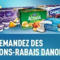 coupons danone 120x120 - 4 Coupons rabais de 1$ à 2$ sur les produits Danone!