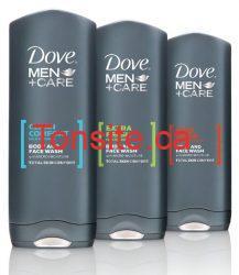 dove men care - Coupon rabais à imprimer 1$ sur les nettoyants pour le corps Dove Men+Care
