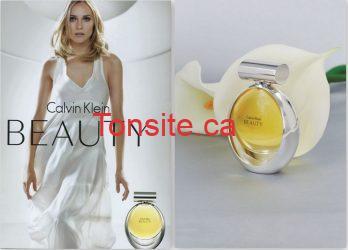 fond ecran calvin klein beauty - Échantillon gratuit du parfum Beauty ds Calvin Klein !
