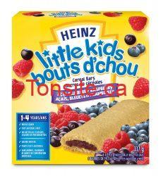 heinz bouts dchou - Les barres de céréales Bouts d'chou de Heinz à 1,29$ après coupon!