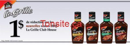 la grille sauce coupon - Coupon rabais ( save.ca )de 1 $ pour les sauces de Bistro Stuffer's La Grille!