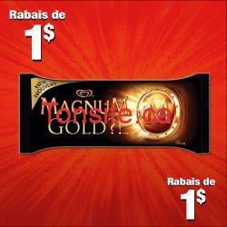 magnumgold - Coupon rabais de 1$ à imprimer MAGNUM chez Couche-Tard!