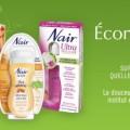 nair1 120x120 - 2 $ de rabais sur les produits Nair!