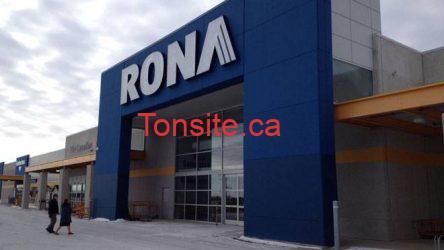 rona magasin - Rona: Promotion 5x plus de Air Miles