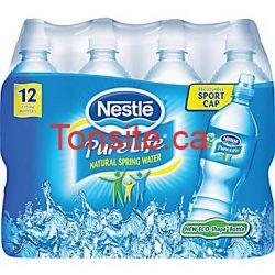 s0262325 sc7 - 12 bouteilles d'eau Nestlé à 0,50$ après le coupon imprimable!