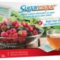sugaresque sweetner 120x120 - Coupon rabais à imprimer de 1$  sur les produits Sugaresque!