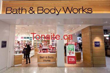12 - Coupon imprimable de Bath & Body Works : Obtenez jusqu'à 20$ de rabais!