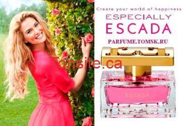 Escada Especially Escada 1 - GRATUIT: Obtenez votre échantillon gratuit du parfum ESPECIALLY ESCADA