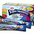 Super Squeezies bigger size 120x120 - Coupon rabais à imprimer de 1$ sur les collations pour enfants Super Squeezies