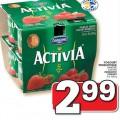 activiacouponrabais 120x120 - Emballage de 8 yogourts Activia à 1,79$ seulement