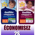 goodnites.png 120x120 - Coupon rabais à imprimer de 2$ sur tout emballage de sous-vêtements de nuit GOODNITES (format Jumbo ou plus grand) au choix