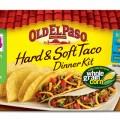 old el passo coupon 120x120 - 75.000 coupon rabais de 2$ sur tout kit de dîner Old El Passo!