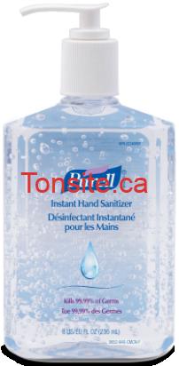 purell - Coupon rabais à imprimer de 1$ sur le désinfectant instantané pour les mains PURELL