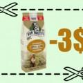 vanhoutte 120x120 - Café Van Houtte (650g) à 6.99$ aprés coupon!