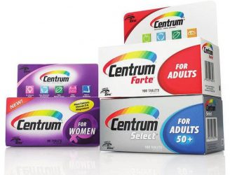 centrum - Coupon rabais à imprimer de 3$ sur n'importe quel produit Centrum!