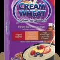 cream wheat 120x120 - Coupon rabais à imprimer de 1$ sur un emballage de céréales chaudes Cream of Wheat