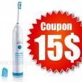sonicare1 120x120 - Coupon rabais à imprimer de 15$ sur une Brosse à dents sonique rechargeable de Philips!